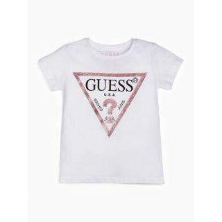 Guess детска тениска с щампа