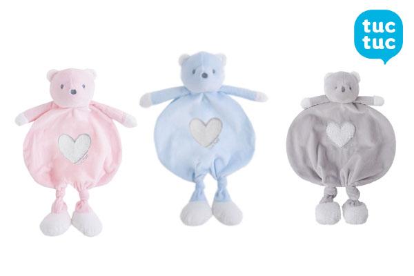 Tuc Tuc Soft Toys
